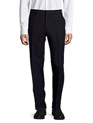 Ralph Lauren Classic Linen Dress Pants Dark Navy