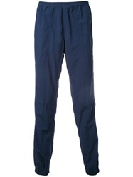 Patagonia Ribbed Cuff Trousers Blue