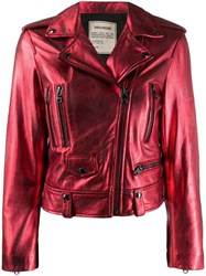 Zadig And Voltaire Red