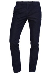 Boss Orange Slim Fit Jeans Dark Blue