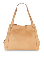 Aimee Kestenberg Leather Shopper Tote Vachetta