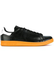 Raf Simons Adidas By Lace Up Sneakers Black