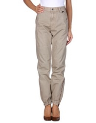 Fred Mello Casual Pants Dove Grey