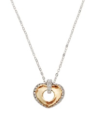 Ted Lapidus Necklaces Silver