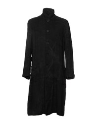 Forme D'expression Overcoats Black
