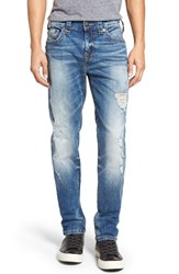 True Religion Men's Brand Jeans Rocco Skinny Fit Jeans