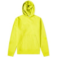 Acne Studios Forres Pink Label Hoody Yellow