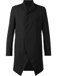 Julius Shirt Jacket Black