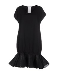 Luxury Fashion Dresses Short Dresses Women Black