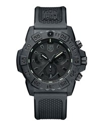 Luminox Navy Seal Chronograph Watch Black