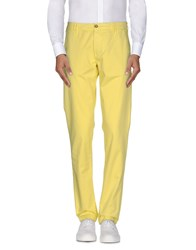 Guess By Marciano Trousers Casual Trousers Men Yellow