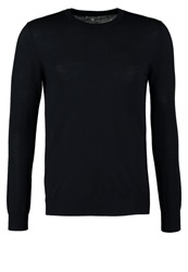 Reiss Hart Jumper Navy Dark Blue