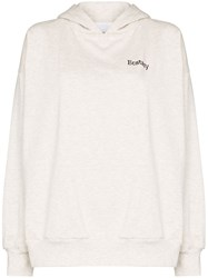 Ashish Embroidered Cotton Blend Hoodie 60
