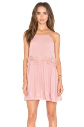 Free People Two For Tea Slip Blush