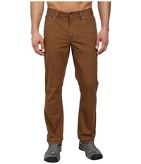 Marmot Deacon Pant Coffee Men's Casual Pants Brown