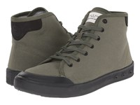 Rag And Bone Standard Issue High Top Olive Black