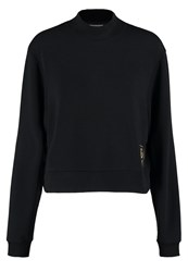 Bench Jess Glynne Neweyes Sweatshirt Black