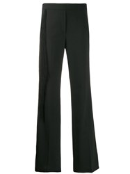 Neil Barrett High Waisted Tailored Trousers Black