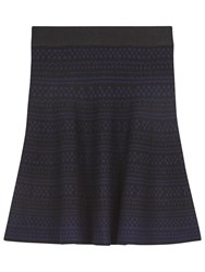 Gerard Darel Tiago Skirt Blue