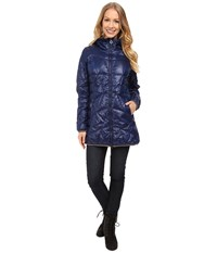 Lole Gisele Jacket Mirtillo Blue Women's Coat