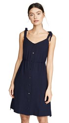 Ayr The Daze Dress Navy