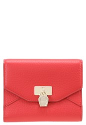 Aigner Ophe Wallet Scarlet Red