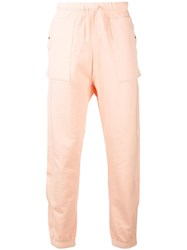 Stone Island Shadow Project Loungewear Trousers Pink