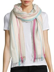 Tilo Infinite Print Cotton Scarf