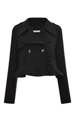Vivetta Pesco Jacket Black