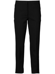 Derek Lam Cigarette Trousers Black