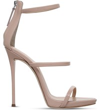 Giuseppe Zanotti Colline Leather Sandals Pale Pink