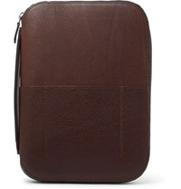 This Is Ground Mod Connoisseur Leather Tablet Case Brown