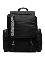 Calvin Klein 205W39nyc Branded Backpack Black