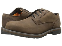 Timberland Earthkeepers Hartwick Plain Toe Oxford Waterproof Dark Brown Oiled Men's Lace Up Casual Shoes