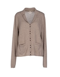 By Ti Mo Cardigans Beige