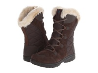 Columbia Ice Maiden Ii Cordovan Siberia Women's Boots Brown