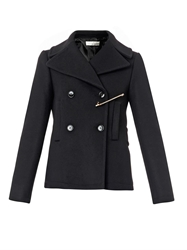 Golden Goose Jason Wool Blend Pea Coat