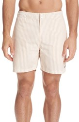 Saturdays Surf Nyc Men's Trent Stripe Swim Trunks