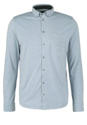 Burton Menswear London Shirt Blue Dark Blue