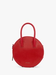 Matt And Nat Vintage Collection Kate Mini Vegan Cross Body Bag Red