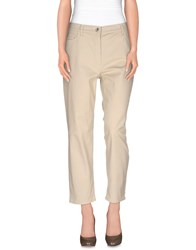 Gardeur Trousers Casual Trousers Women Beige