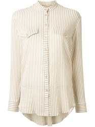 Ginger And Smart Chateau Striped Shirt 60