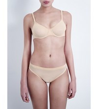 Wolford Tulle Underwired Bra Nude