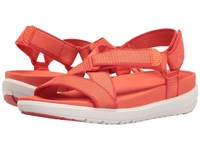 Fitflop Sling Sandal Ii Hot Coral Shell Pink Women's Shoes Orange