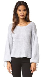 Ella Moss Lesya Sweater Heather Grey