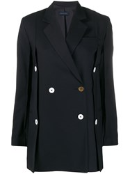 Eudon Choi Beatrice Buttoned Jacket 60