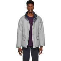 Paa Grey Down Wtr Jacket