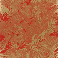 Christian Lacroix Eden Roc Wallpaper Scarlet
