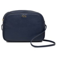 Tula Nappa Originals Small Zip Cross Body Bag Dark Blue