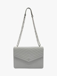 Ted Baker Kalila Crossbody Bag Light Grey